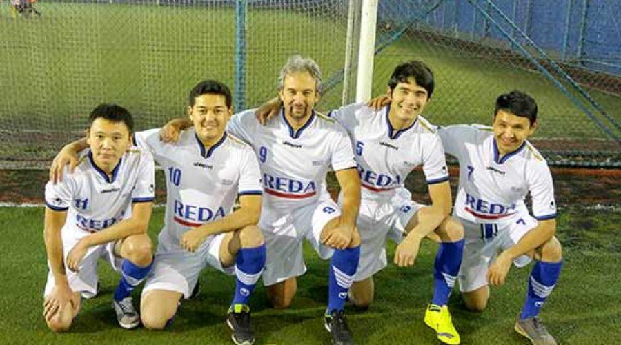 Congratulations to our REDA Kazakhstan Football Team