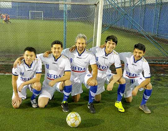 kazaks-football-team