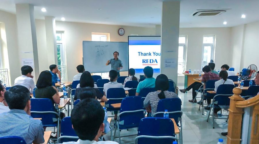 Rheology Modifiers in Architectural Coatings Training – Vietnam Branch
