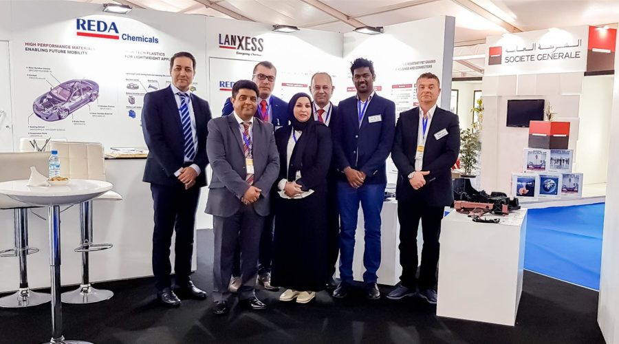 REDACHEM Maghreb & Lanxess Exhibition in Tangier – Morocco