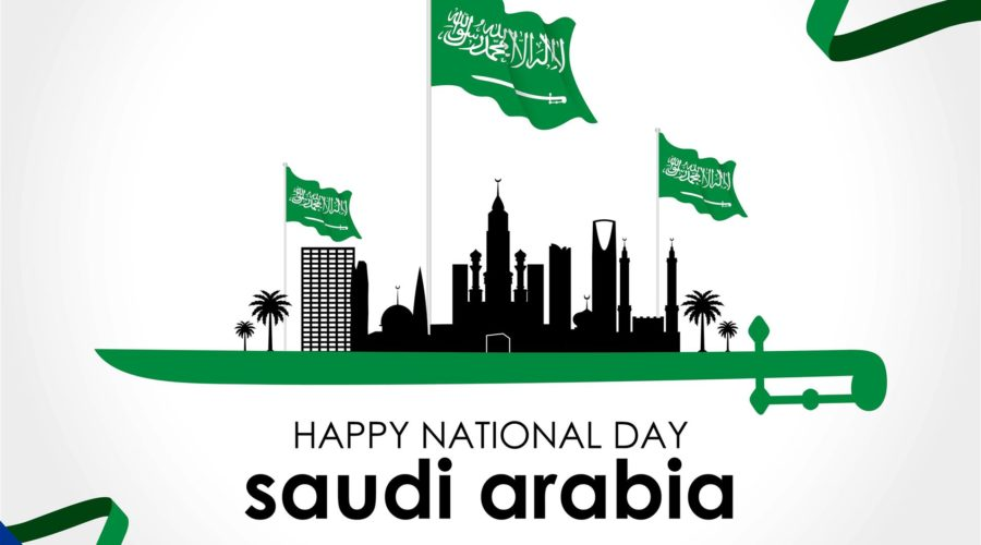 Happy National Day Saudi Arabia
