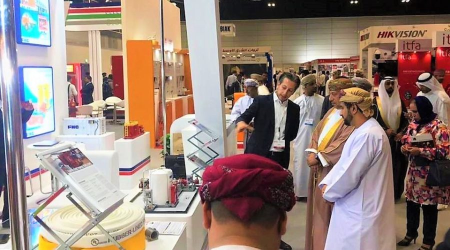 OFSEC Oman Fire, Safety and Security Expo