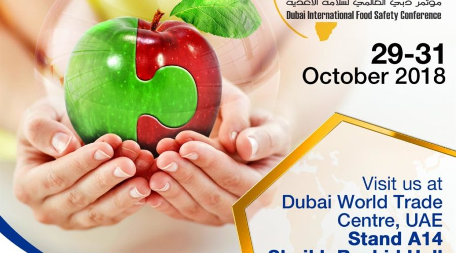 DIFSC Dubai International Food Safety Conference Invitation