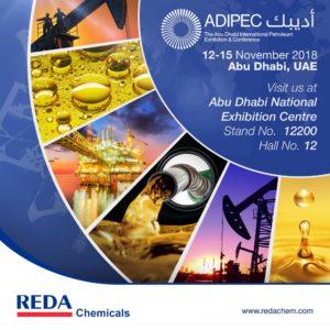 ADIPEC 2018 Invitation – REDA Group