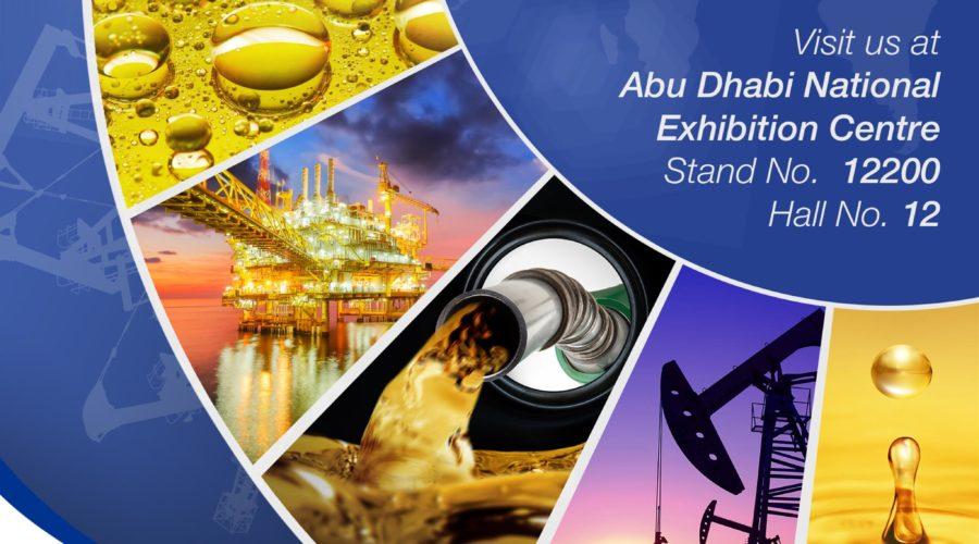 ADIPEC 2018 Invitation