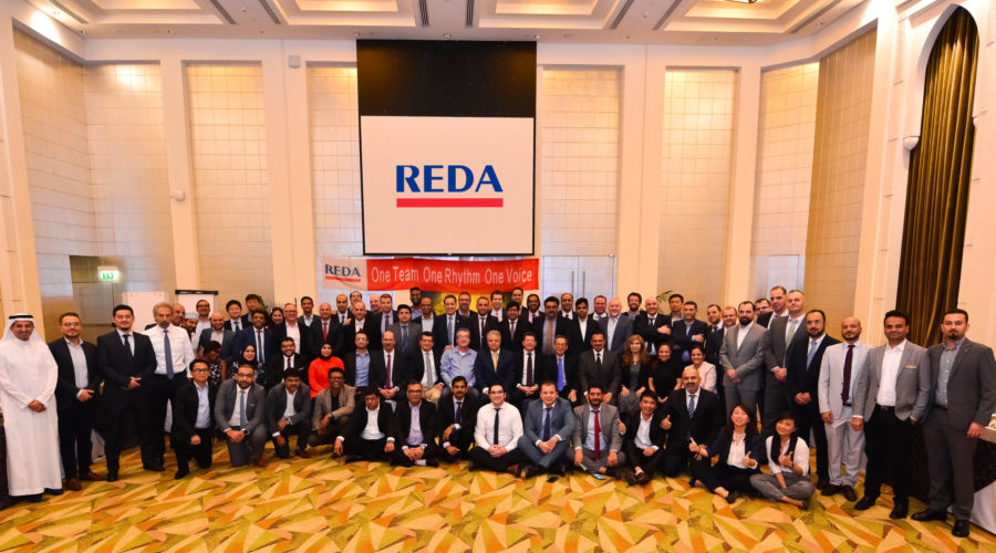 REDA Chemicals Annual Meeting 2019